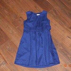 Toddler girl navy dress from Old navy